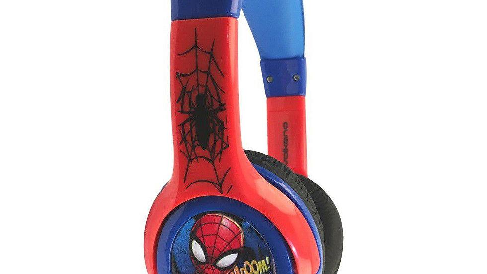 Marvel VK Kiddies Headphones - Spiderman