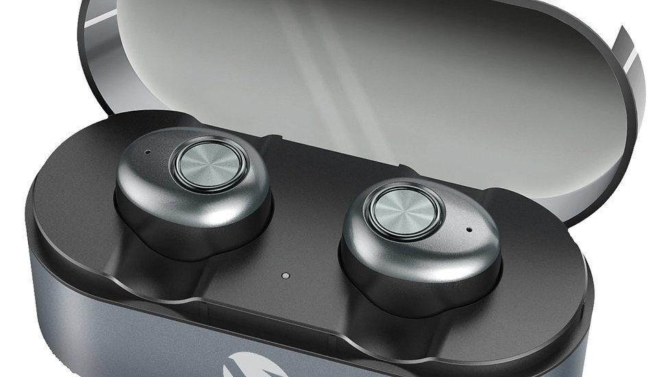 Volkano Sync Series True Wireless Bluetooth Earbuds - Black