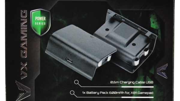 VX Gaming Power Series Single Battery Pack (XBOX)