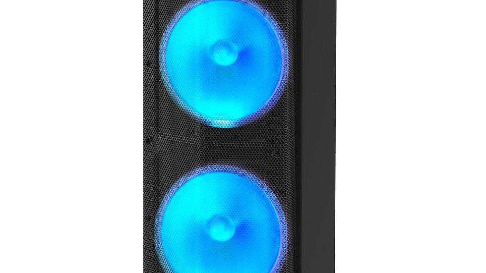"Amplify Colossus Series Dual 12"" Portable - Black"