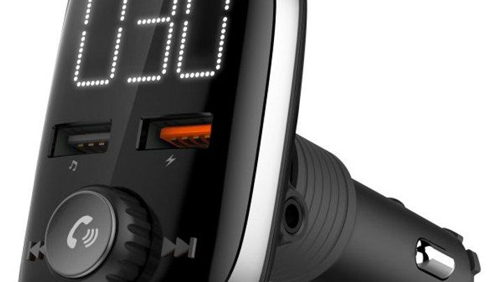 Volkano TurboCharger Series Bluetooth Car Modulator & Charger
