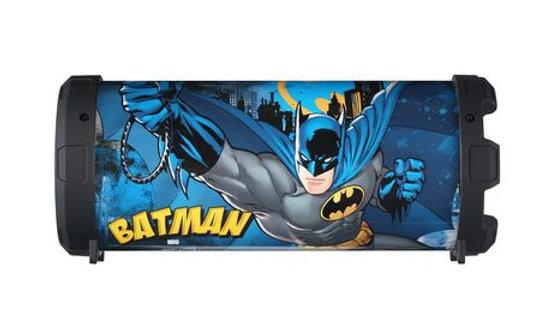 DC Bluetooth Wireless Mini Tube Speaker - Batman