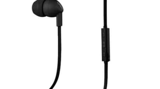 Pro Bass Havoc Series Bluetooth Earphone - Black
