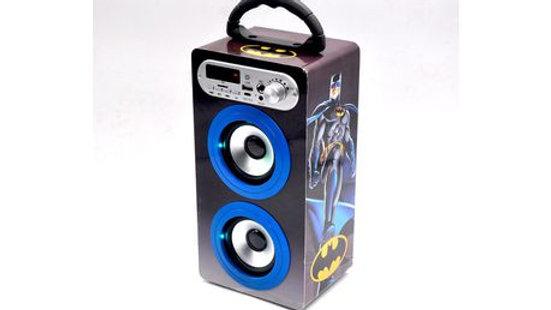 Warner Bros DC Batman Karaoke Speaker With Mic