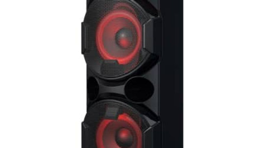 "Volkano Samson Series Dual 6.5"" Speaker - Black"