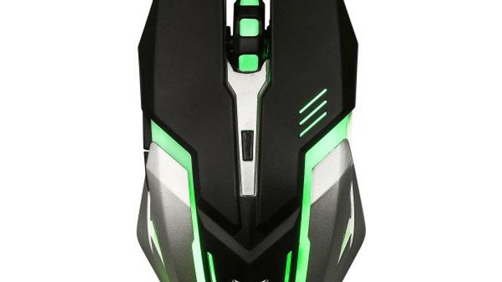 VX Gaming Ranger Series Gaming Mouse - Black/Silver