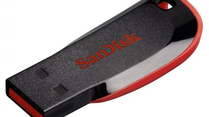 Sandisk Cruzer Blade - 64GB