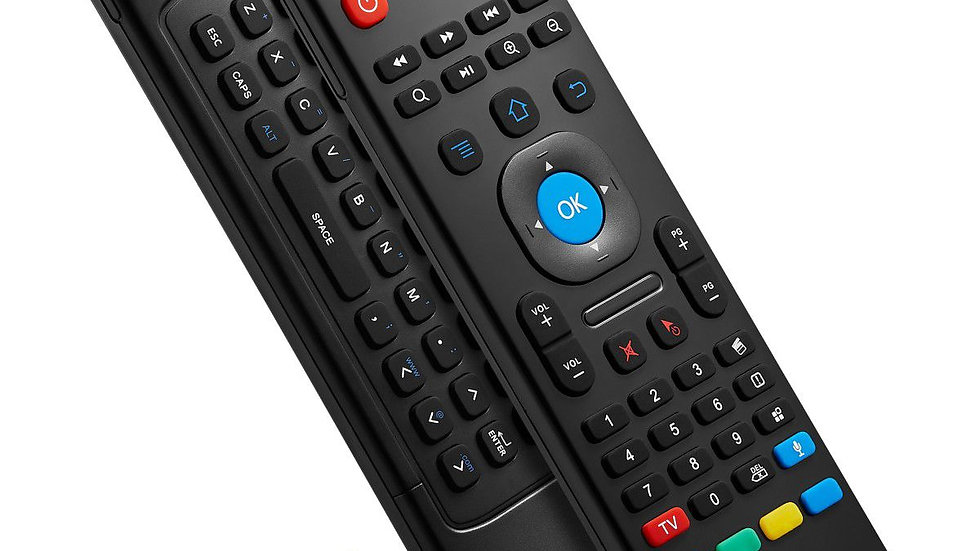 Volkano Scirocco Series Airmouse With Learning Remote & Keyboard