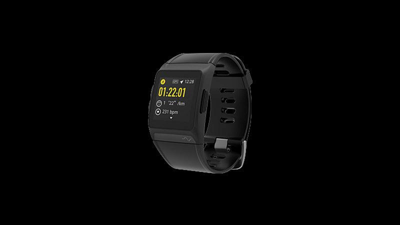 Volkano Multisport Series IP68 Colour GPS & Heartrate Monitor