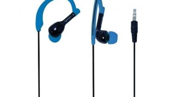 Amplify Sprinters Sports Hook earphones Black & Blue