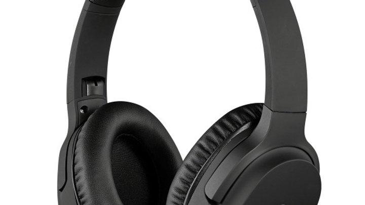 Volkano Rhapsody Series Active Noise Cancelling Headphones - Black