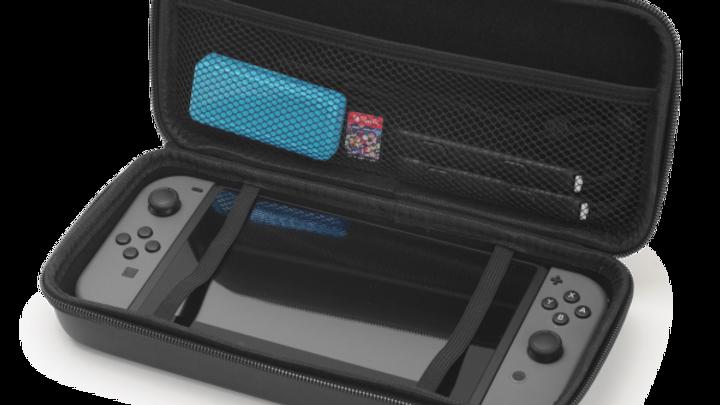 VX Gaming Ninja Series EVA Armour Case - Black (Nintendo Switch)
