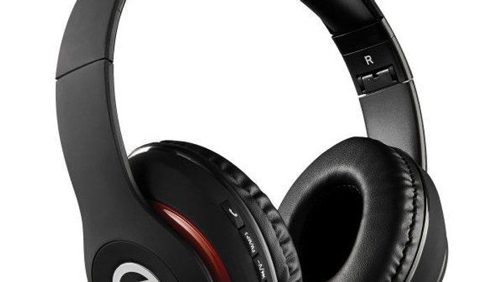 Volkano Impulse Series Bluetooth Headphones