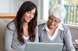 computer help in home senior care bloomington minnesota companionship and caregivers twin cities bloomington mn