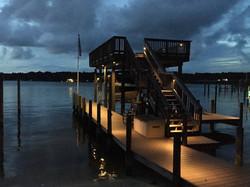 Lewis dock