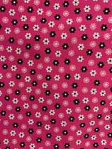 VBF-30 B&W Flowers on Pink