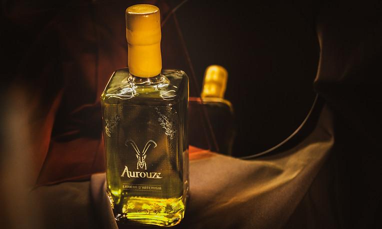 Photographie produit Aurouze la liqueur