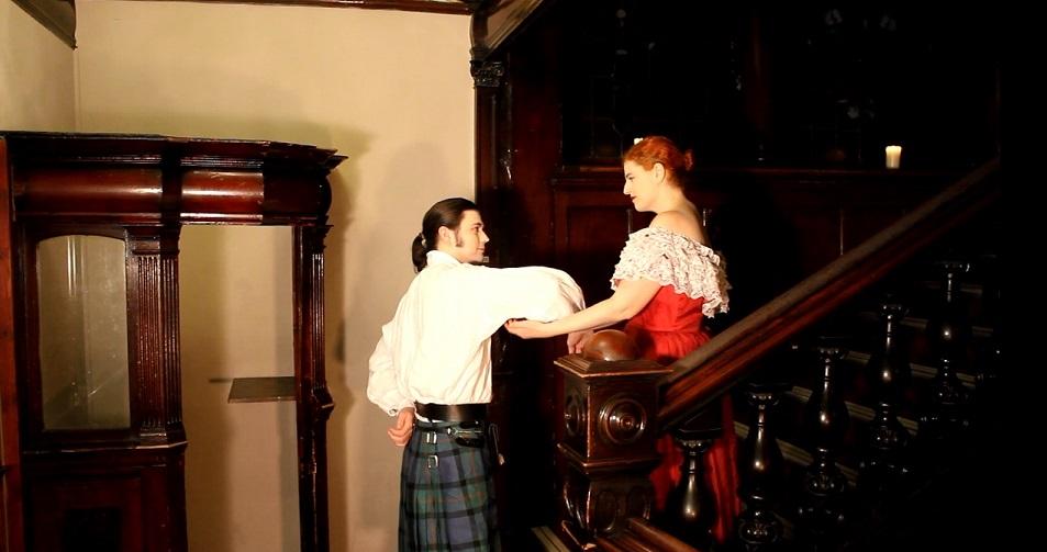 Robert and Desdemona in Northfield
