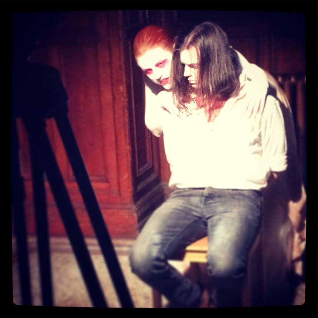 Robert and Desdemona