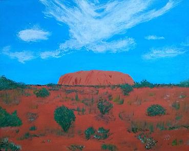 J B Howard, Uluru.jpg