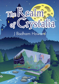 J B Howard Novel The Realm of Crystalia.