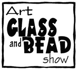 Art Glass and Bead Show logo