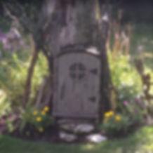 Fairy garden by lynn obertin