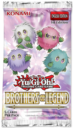 Booster 'Frères de légende' (Fr)