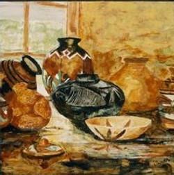 Columbian Pots
