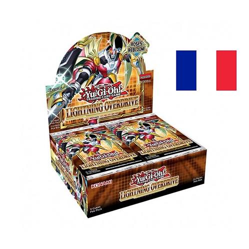 Boîte de boosters Foudre Amplifiée (Fr)
