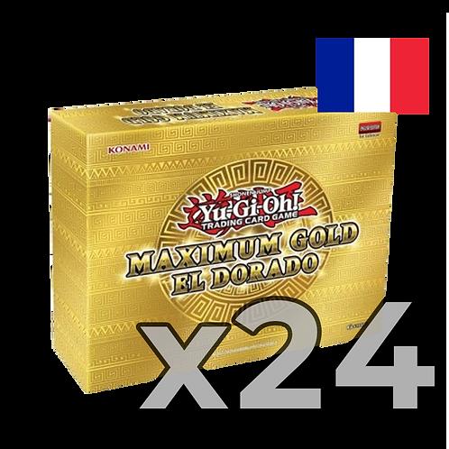 Coffret Maximum Gold - El Dorado x24 (21,75€/u)