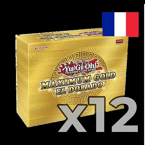 Coffret Maximum Gold - El Dorado x12 (22,25€/u)