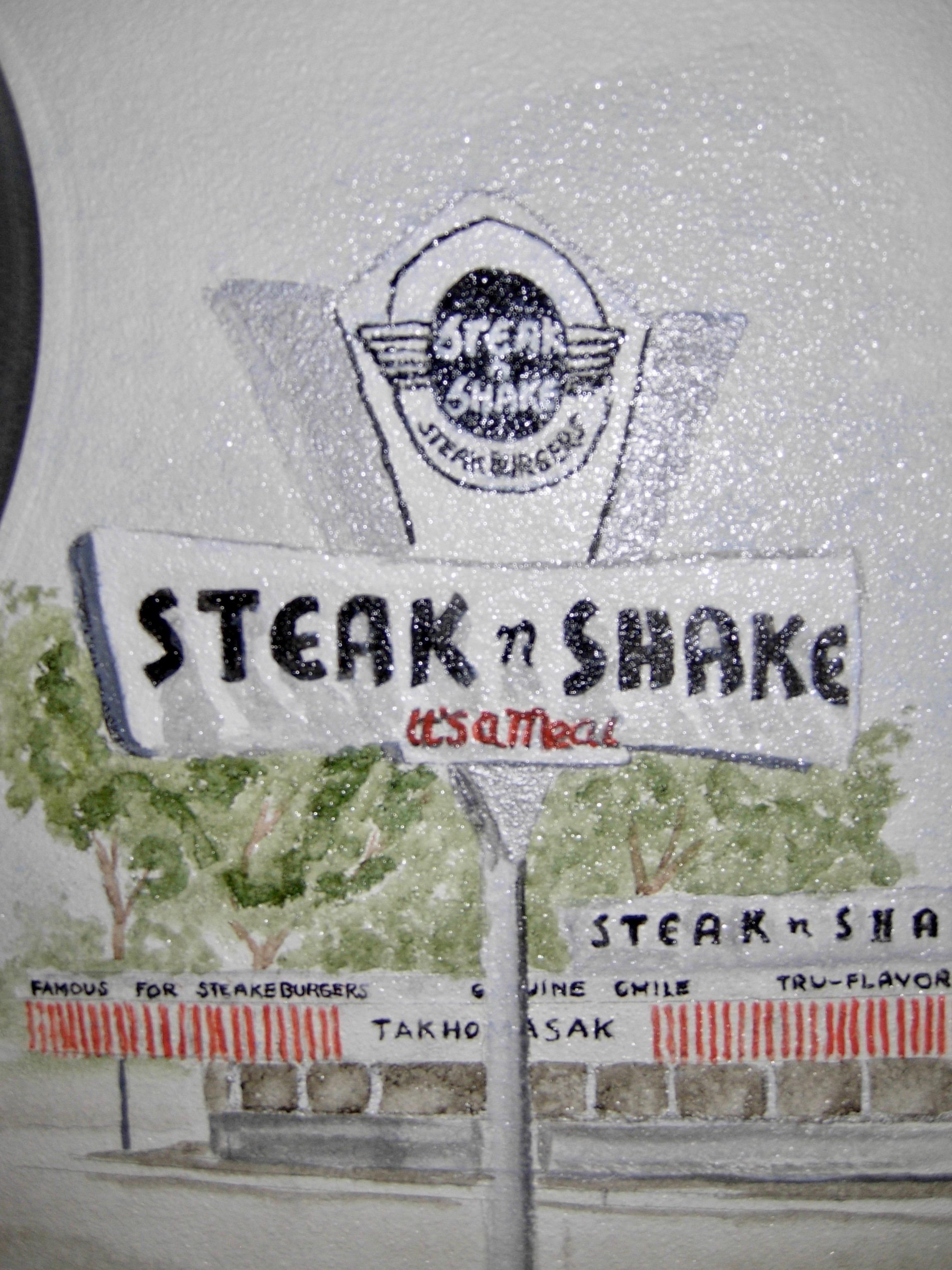 Steak & Shake