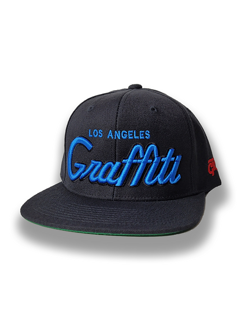 LOS ANGELES GRAFFITI - BLUE CITY BLUES