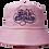 Thumbnail: Dahlia Coronado Pink Bucket Hat