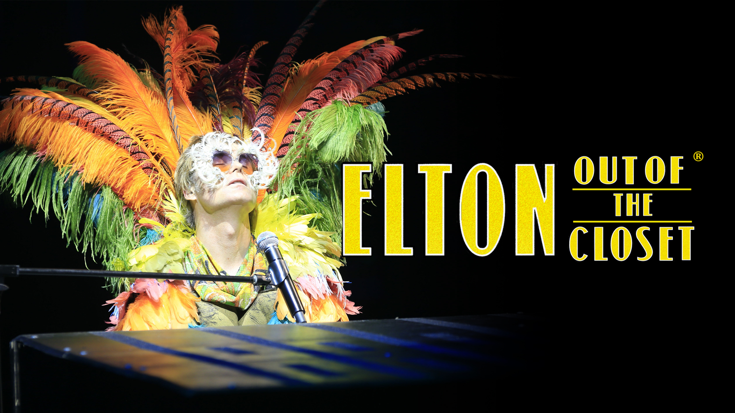 Elton Out Of The Closet®