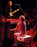 Elton & Lennon:  extremely rare live footage