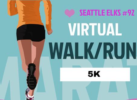 Virtual 5K Walk/Run