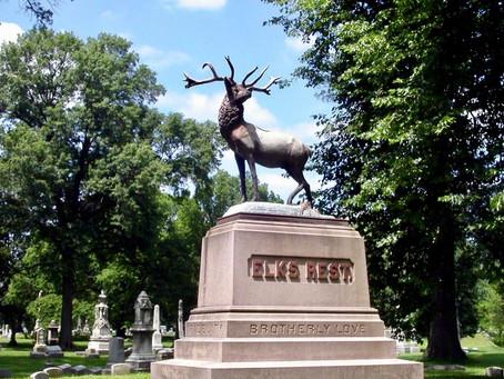 Annual Elks Memorial Service
