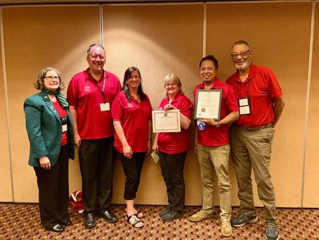 Washington State Elks Association Annual Convention