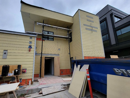 Lodge Building Update