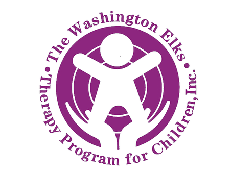May is Washington Elks Therapy Program for Children Month!