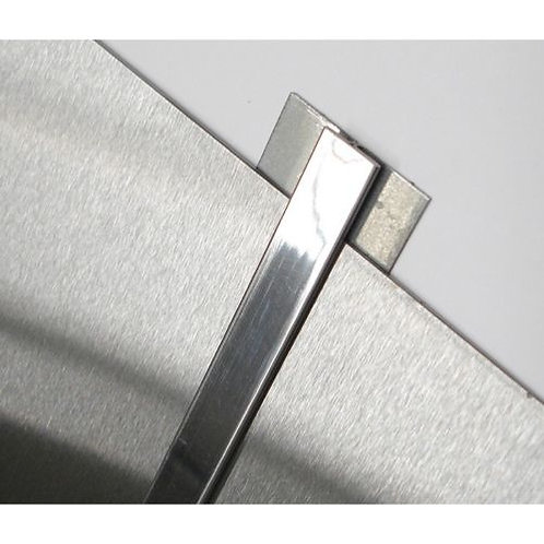 Stainless Steel Divider Bar
