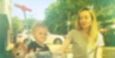Esme and Rebecca summer 2018 mid chemo t