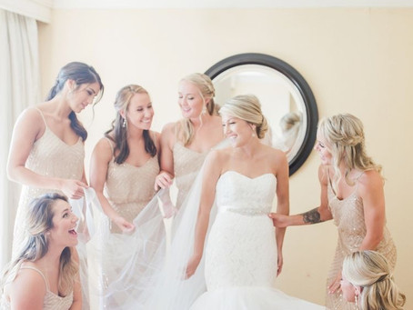 Advice from a Bridal Artist:  Wedding Day Preparation Tips & Tricks
