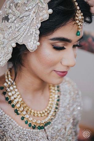 Caitlyn Meyer Bridal Hair and Makeup Baltimore MD DC VA Destination Weddings Cruelty Free Vegan Artist South Asian Wedding Makeup