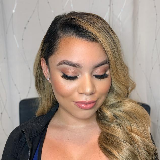 Baltimore DC VA Wedding Hair Makeup Artist Best Bridal Team