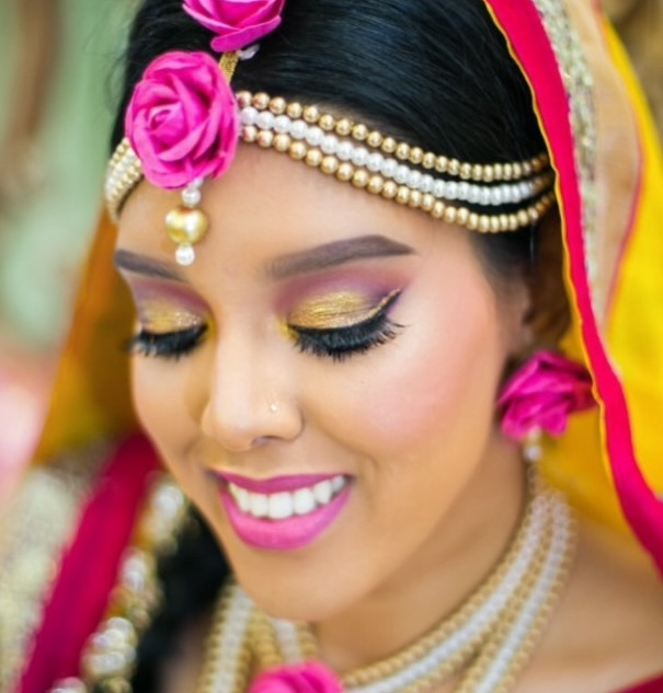 Baltimore DC VA Wedding Hair Makeup Artist Best Bridal Team