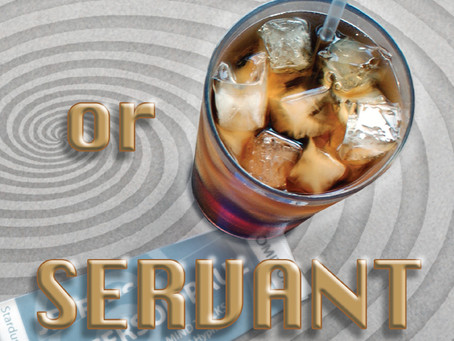 Coming Soon 'Master or Servant'