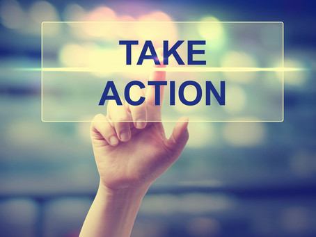 Action is Key to Success, never stop taking Action!